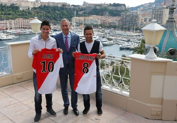 Monaco new-boy Moutinho targets Champions League