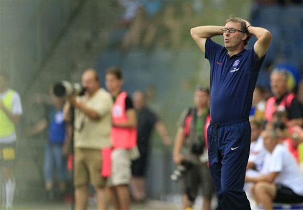 Sturm Graz 3-1 Paris Saint-Germain: Ongenda wonder-goal not enough to spare Blanc's opening-game blushes