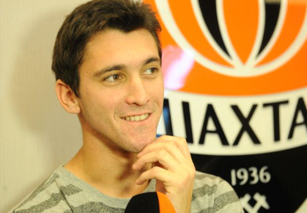Ferreyra joins Shakhtar in €7m deal
