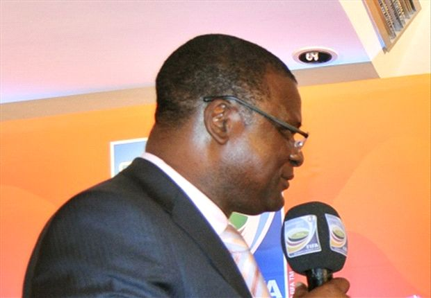 NFF president Chief Mike Umeh