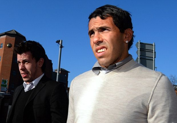 Tevez, refuerzo estrella de la Juventus.