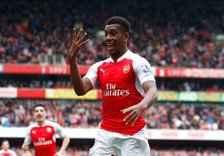Arsenal to block Iwobi from Olympics