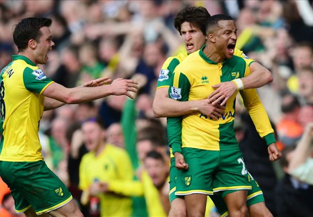 Norwich City 3-2 Newcastle United: Olsson wins it late for hosts