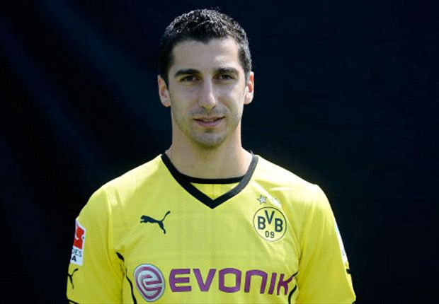My heart told me to join Dortmund, says Mkhitaryan