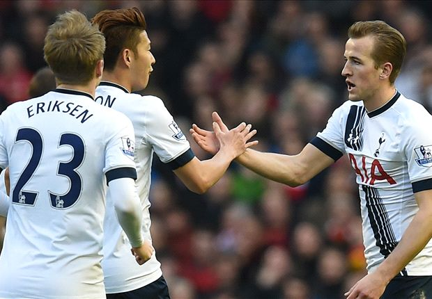 Liverpool 1-1 Tottenham: Kane rescues draw as title-chasing Spurs slip up