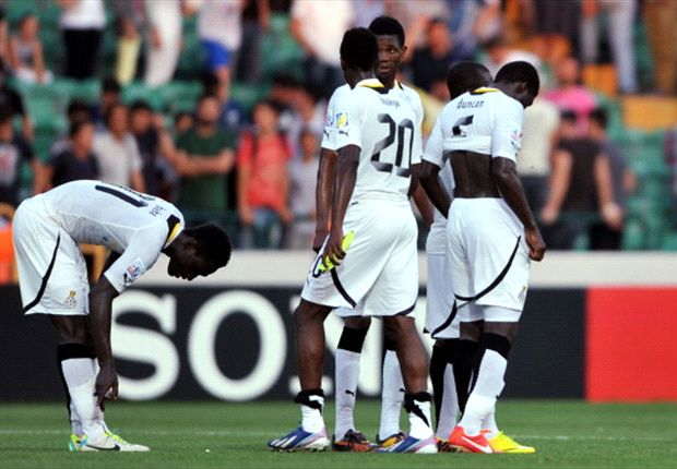The Black Satellites won Bronze at the 2013 Under-20 World Cup