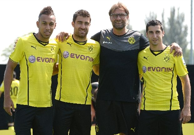 Klopp stunned by Dortmund fitness