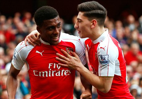 Iwobi's father lifts lid on his son's rise