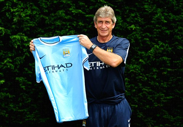 Relaxed & ready: Pellegrini sets confident tone for a new era at Manchester City