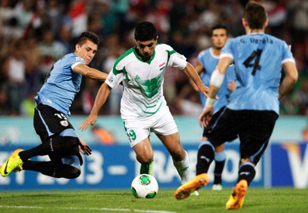 Uruguay melaju ke final PD U-20 untuk kali pertama setelah 16 tahun
