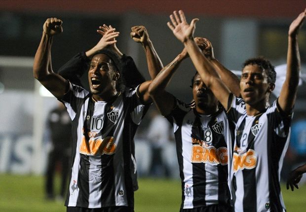 Ronaldinho: Atletico Mineiro must attack in finale