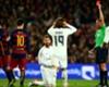 Pique: Ramos red hurt Barcelona