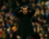 Luis Enrique: No point in Barca crying
