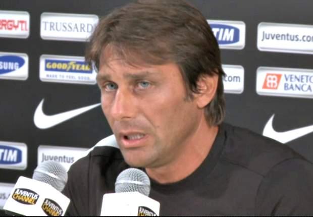 El entrenador de la Vecchia Signora, contento con los refuerzos