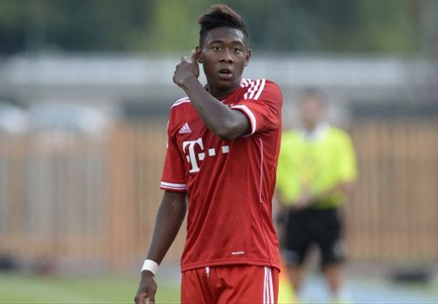 Bundesliga Team of the Week: Alaba stars for brilliant Bayern