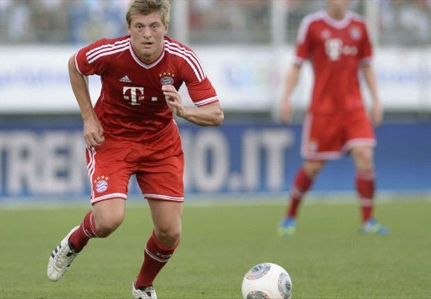 Winning by one goal not enough for Bayern, says Kroos
