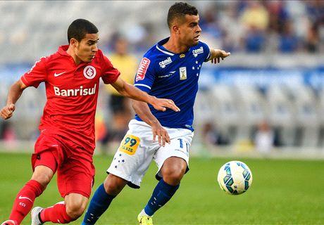 Cruzeiro's Allison eyes Man Utd move