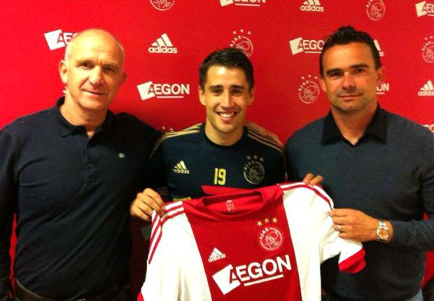 Time for Bojan to step up, says Ajax sporting director Overmars