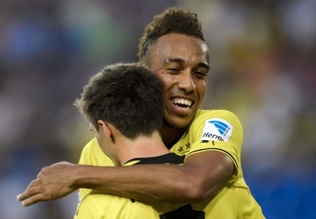 Klopp has given me confidence, says Aubameyang