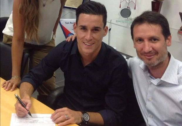 Napoli snap up Callejon
