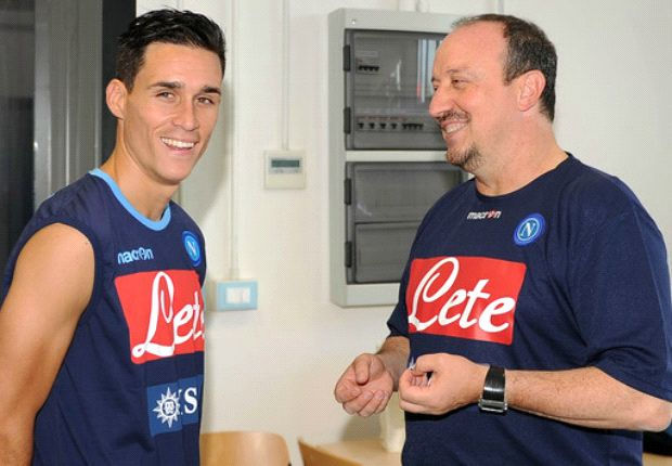 Callejon: Mourinho could have convinced me to stay at Real Madrid