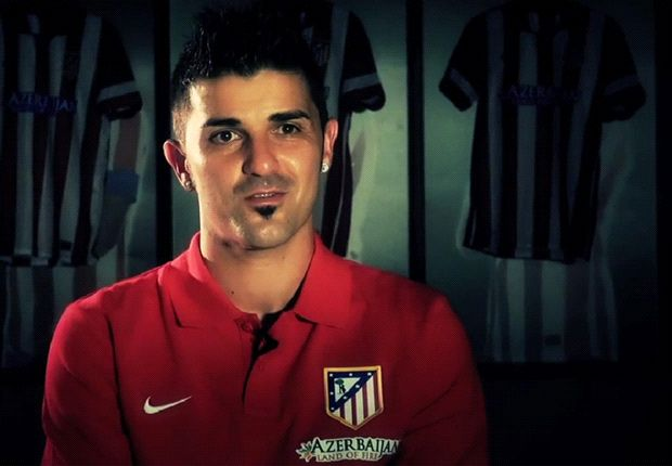 Villa is Spain's all-time leading scorer with 56 goals