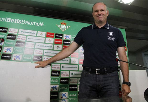 'Europe was science fiction for Betis three years ago'