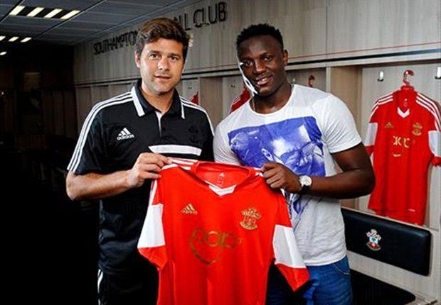 Southampton wint strijd om Wanyama