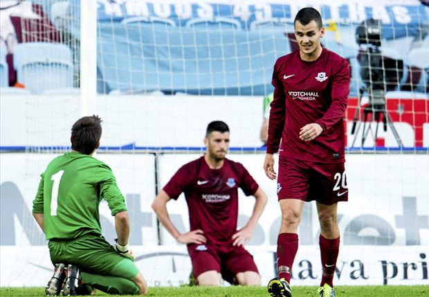 Malmo 2-0 Drogheda United - Drogs exit Europe despite decent display