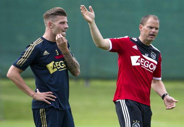 """""""Toby was het dichtst bij een transfer"""", aldus Ajax-coach"""