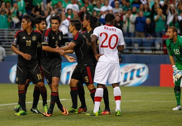 Chepo: Triumph over Canada a welcome boost for Mexico