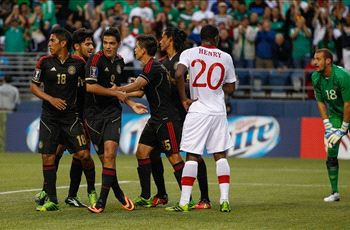 Player Ratings: Mexico 2-0 Canada
