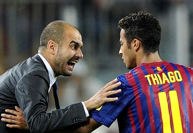 Guardiola's Thiago gamble a telling snub for Gotze