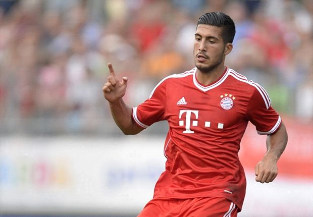 Kroos told me to join Leverkusen, says Emre Can