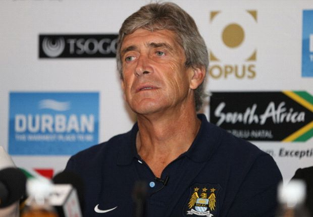 Pre-season defeat for Manchester City to be 'expected', says Pellegrini