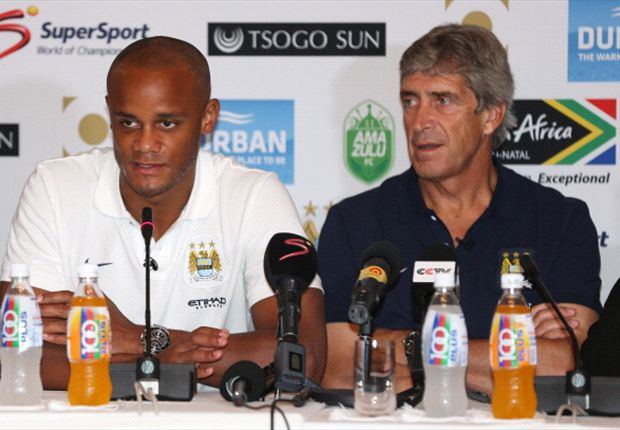 Pellegrini can make Manchester City defence even stronger, says Kompany