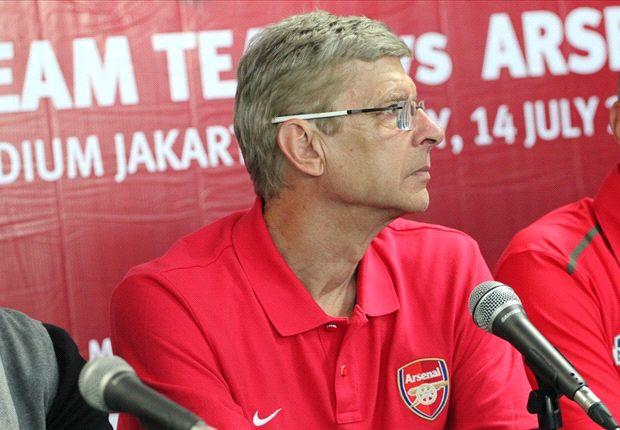 Menurut Wenger, kemenangan ini positif bagi Arsenal.