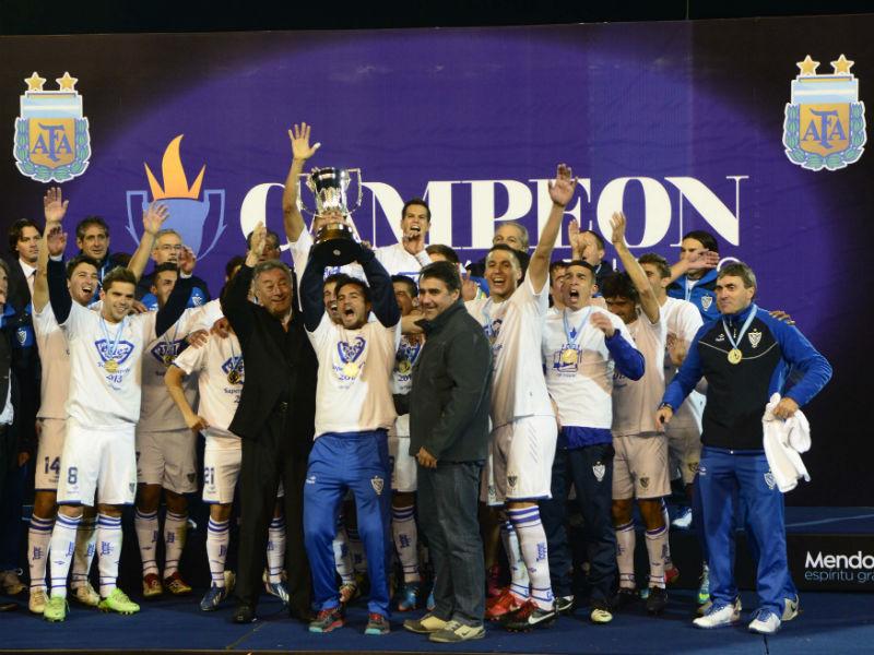 Los últimos 15 campeones del fútbol argentino
