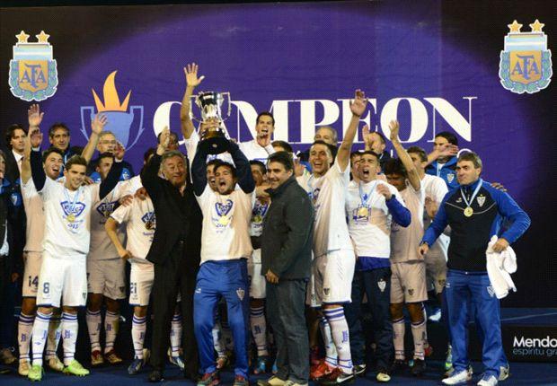 Vélez, el Supercampeón, fue el más ganador de la etapa. Ganó tres torneos y sumó cuatro estrellas.