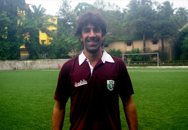 Oscar Bruzon has long term plans with Sporting Goa