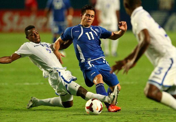 Copa Oro: Honduras 1-0 El Salvador | Gol en el descuento da victoria a los catrachos