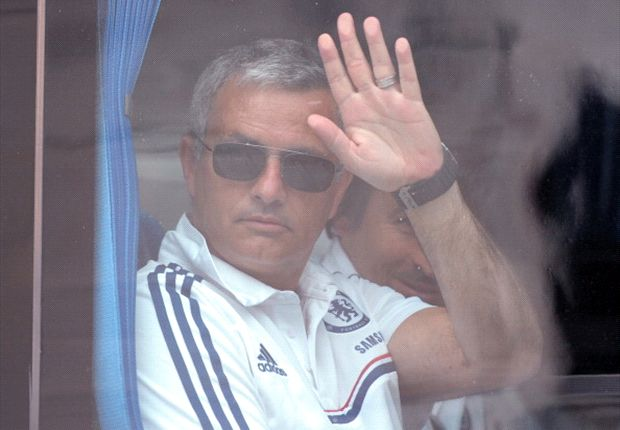 Mourinho looking forward to Real Madrid reunion