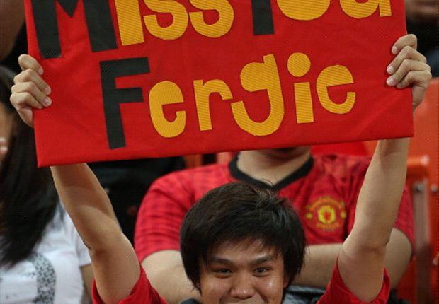 Sir Alex tak akan kembali tangani United.