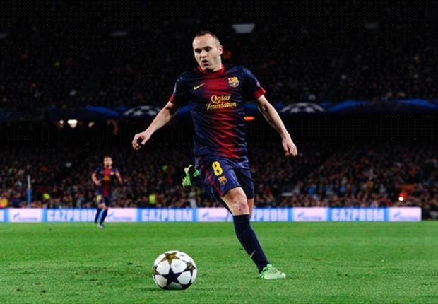 Iniesta set to extend Barcelona contract