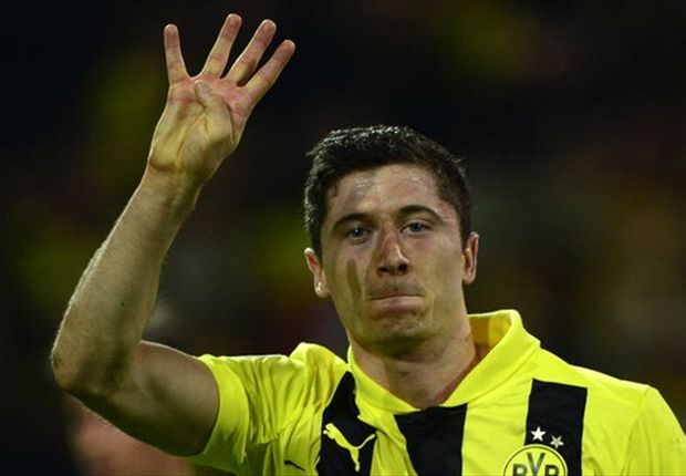 Lewandowski admits 'trouble' with certain people at Borussia Dortmund