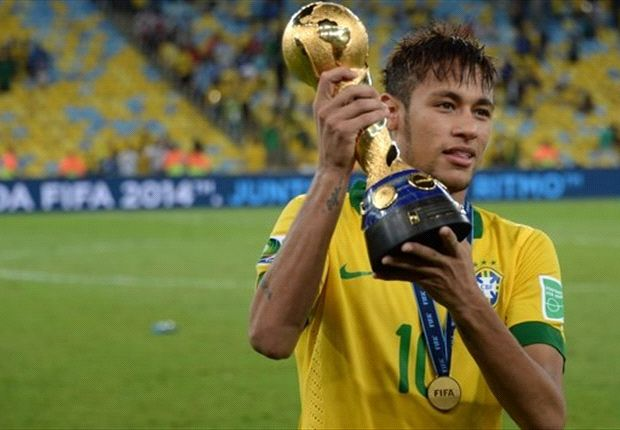 Neymar soll Brasilien wieder nach oben führen