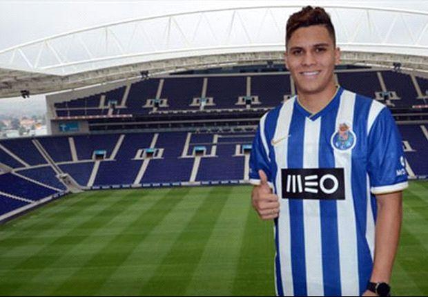 Porto complete £4.3m Quintero deal