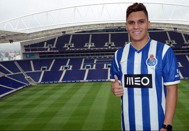 Porto completes deal for U-20 standout Quintero