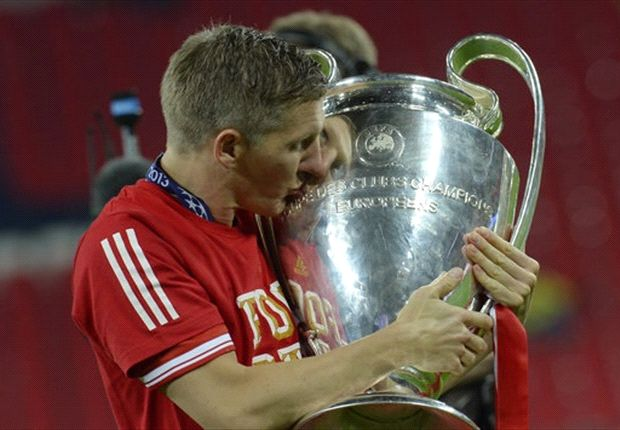 Schweinsteiger: Bayern want to 'dominate' Madrid