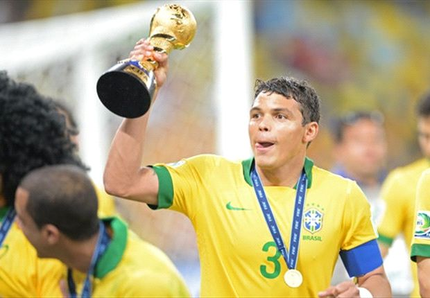 Thiago Silva: Nobody is assured of World Cup role